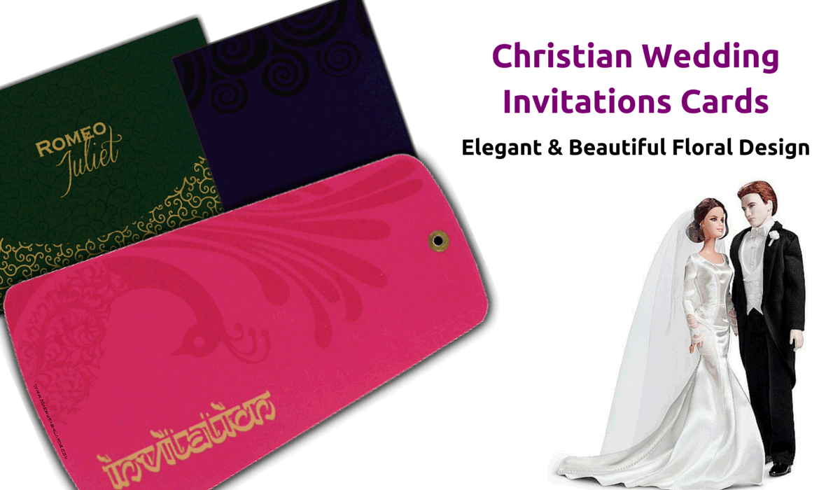 Wedding Invitation Cards Designs For Christian ~ Matik for .